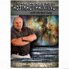 "Painting Instruction Painting DVD ""Abstract Art"" with Michael Lang"
