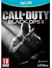* NINTENDO Wii U * New Sealed Game * CALL OF DUTY BLACK OPS II 2  *