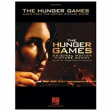 The Hunger Games - Music From The Motion Picture Score-ExLibrary