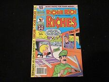 Richie Rich Riches - #45- VF- File Copy - Very Nice Bronze Age Book!