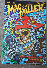 MAC MILLER FILLMORE POSTER People Under Stairs Casey Veggies F1123 Jim Phillips