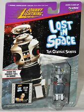 Johnny Lightning Lost in Space The Classic Series Robot B-9 & Clip #42 MOC 1998