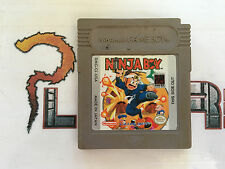 NINTENDO GAME BOY NINJA BOY SOLO CARTUCHO NTSC USA