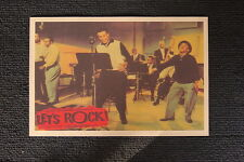Roy Hamilton  Lobby Card Movie Poster 1958 Lets Rock
