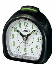 Casio Watch TQ-148-1D Desk Table Clock Portable Alarm Watch Travel Analog Clock