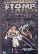 Stomp Out Loud Dvd Sealed Sigillato Very Rare