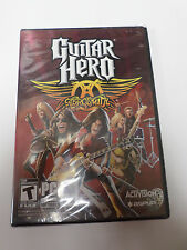 PC Guitar Hero Aerosmith Game **LOT OF 10** BRAND NEW