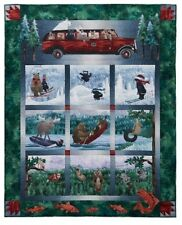 McKenna Ryan Road Trip COMPLETE PATTERN SET And EMBELLISHMENTS Free US Ship