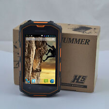 "Hummer H5 4""  Android Smartphone Waterproof Dustproof Shockproof  3G GPS AT&T"