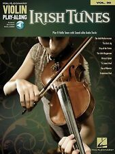 Irish Tunes-Violin Play-Along Volume 20 (Bk/Cd), , Excellent Book