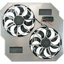 FLEX-A-LITE 264 - Direct-fit dual electric fans for 03-09 Dodge Ram diesel