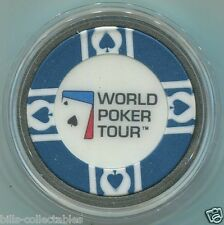 WORLD POKER TOUR WPT Card Guard Protector - Blue
