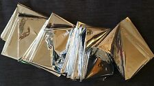 Thermal Foil Blanket Sensory Play Camping First Aid Emergency Large