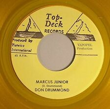 DON DRUMMOND - MARCUS JUNIOR (TOP TECK) 1964