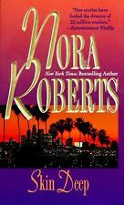 Skin Deep by Nora Roberts (O'Hurleys #3) (1995, Paperback) FF1194