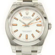 Authentic ROLEX 116400 Milgauss Automatic  #260-001-797-9412