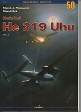 Heinkel He 219 Uhu vol.II - Kagero Monograph ENGLISH