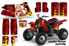 AMR Racing Yamaha Banshee 350 Decal Graphic Kit ATV Quad Wrap  87-05 MOTO MNDY R