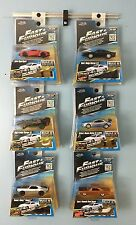 JADA Fast & Furious Wave 1 set New WITH DISPLAY by Collectible Hangers