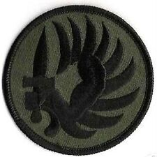 FRENCH FOREIGN LEGION PARA TROOPER SUBDUED LEGION VELCRO INSIGNIA PATCH