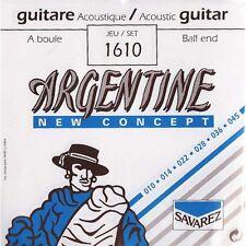 Argentine 1610 - Jeu de cordes à boule guitare Manouche - tirant 10-45