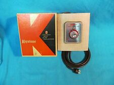 KEYSTONE ST-10 SLIDE PROJECTOR REMOTE CONTROL TIMER FOR K-310 K-500D IN BOX