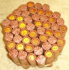 """1969-S Lincoln Cents - 1 BU Roll of 50 coins """"HAND PICKED"""" from hoard of 10,000"""