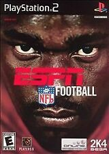 Playstation 2 Game - ESPN NFL Football - Disc Only - Free Ship! PS2