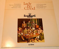 LP lady be good EL-12397 the smoking band 1981 ZURICH jazz CELKO reichner KIESER