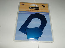 Paper Tearing Template Tags New In Package