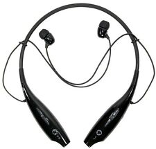Genuine LG Tone + HBS-730 Wireless Bluetooth Stereo Headset Black Silver