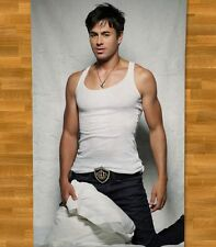 Enrique Iglesias Towel NEW Bailando Loco I Like It Let Me Be Your Lover