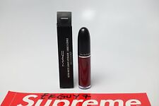 MAC Cosmetics RETRO MATTE Liquid Lipstick 2016 CARNIVOROUS 100% Authentic New