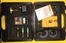 STAUFF PPC03 Diagnostic Hydraulic Pressure Test kit, Gage Reads Pressure Spikes