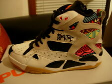 Reebok  Pump  BlackTop Battleground, White Men Can`t Jump Movie Shoe, 9 Mens