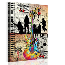 HD Wall Art Abstract Music Dance On Canvas Prints Picture Poster Decor Unframed