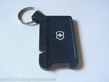 New Victorinox Swiss Army Knife   Keychain Carbide Knife Sharpener  59113