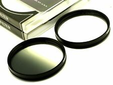 72mm Graduated Grey + 4 Point Star Filters Set For Tamron Sigma Lens & Othe