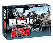The Walking Dead Risk Board Game : Survival Edition new free shipp