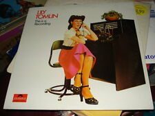 LILY TOMLIN THIS IS A RECORDING 1971 COMEDY LP SEALED MINT