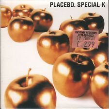 Placebo CD-SINGLE  SPECIAL K  (c) 2001  CARDSLEEVE