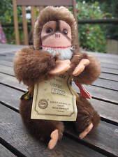 Hermann, Affe ,Schimpanse ,mit Zertifikat,supersüß,Spielzeug