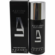 Azzaro Pour Homme by Azzaro 5.1 oz Natural Spray Deodorant for Men New In Box