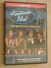 American Idol: The Search for a Superstar (DVD, 2004, 2-Disc Set, Exclusive)