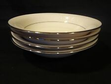 Noritake China - Marseille #7550 - Set of 4 Soup Bowls