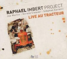 Imbert, raphael project-Live au tracteur