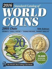 2016 Standard Catalog of World Coins 2001-Date-ExLibrary