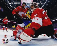 Team Canada Carey Price Vlasic 8x10 Photo 2014 NHL Hockey Winter Olympics Gold