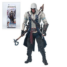 "ASSASSINS CREED/ FIGURA CONNOR 15 CM/ACTION FIGURE 6""  IN BLISTER"