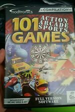 101 Action Arcade Sports PC GAME - FREE POST